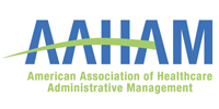 AAHAM - American Association of Healthcare Administrative Management Logo